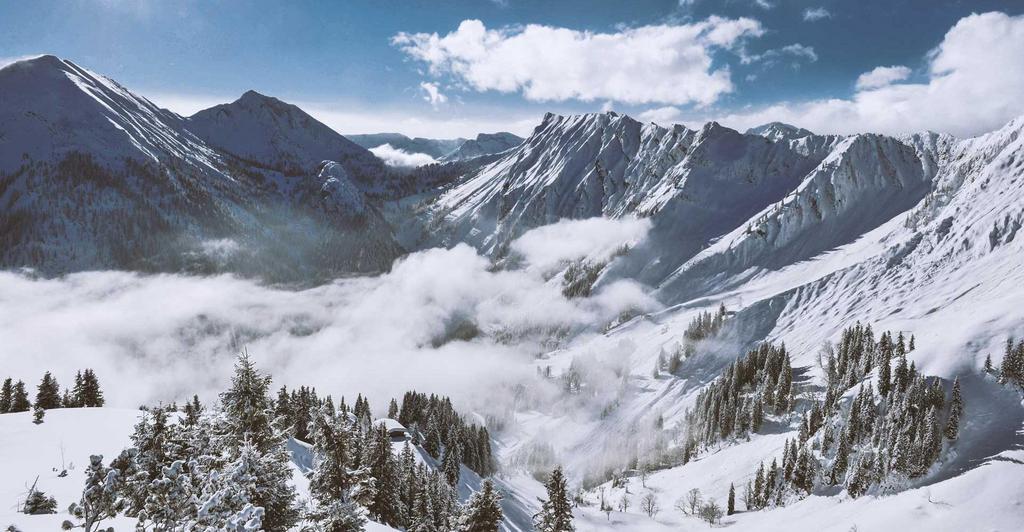 Ihr Urlaub im Sommer und Winter am Achensee, Tirol